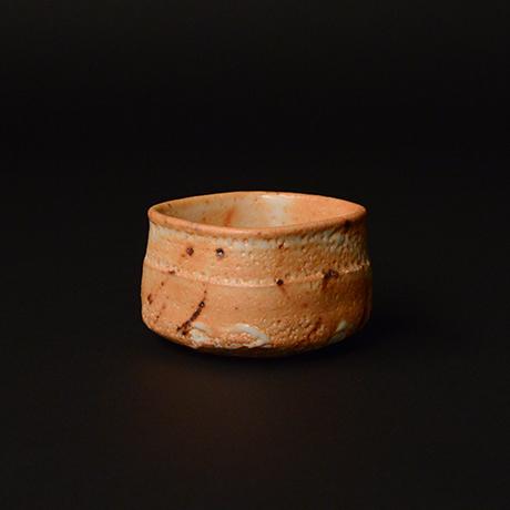 「No.39 志野猪口/ Sake cup, Shino」の写真 その2