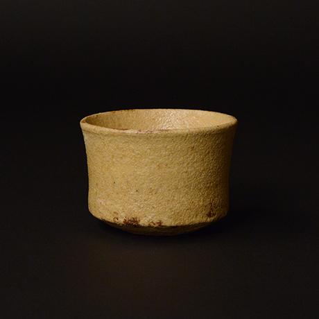 「No.44 黄瀬戸猪口 / Sake cup, Kiseto」の写真 その2