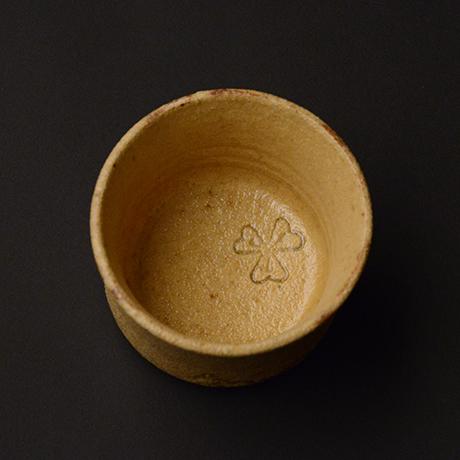 「No.44 黄瀬戸猪口 / Sake cup, Kiseto」の写真 その3