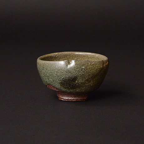 「No.45 長湫唐津ぐい呑 / Guinomi, Karatsu style, Nagakute clay」の写真 その1