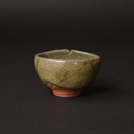 「No.45 長湫唐津ぐい呑 / Guinomi, Karatsu style, Nagakute clay」の写真 その2