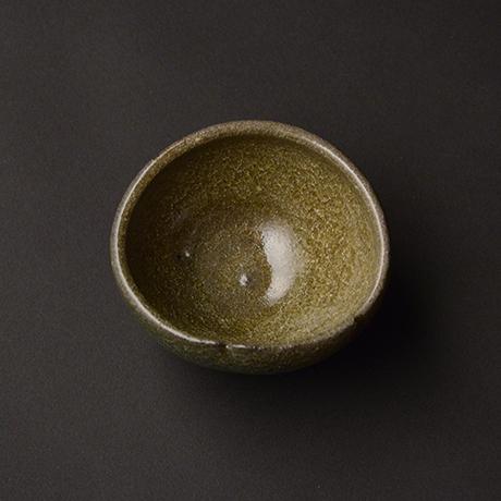 「No.45 長湫唐津ぐい呑 / Guinomi, Karatsu style, Nagakute clay」の写真 その3