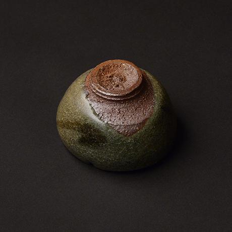 「No.45 長湫唐津ぐい呑 / Guinomi, Karatsu style, Nagakute clay」の写真 その4