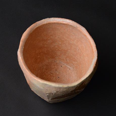 「No.15 唐津面取茶垸 銘「龍田姫」/ Tea bowl, Karatsu 'Tatsuta hime'」の写真 その5