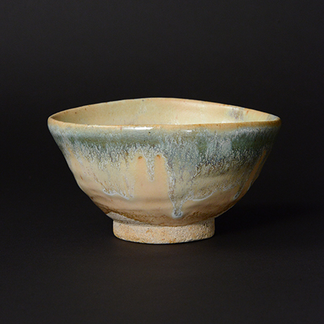 「No.16 青海茶垸 銘「花筐」/ Tea bowl, Seikai 'Hanagatami'」の写真 その1