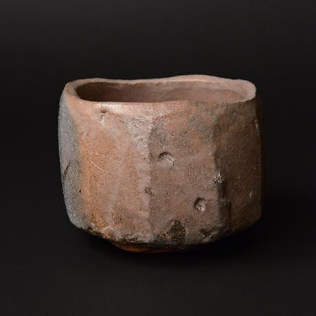 「No.17 唐津面取茶垸  銘「雷の丘」/ Tea bowl, Karatsu 'Ikazuchi no Oka'」の写真 その2