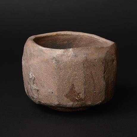 「No.17 唐津面取茶垸  銘「雷の丘」/ Tea bowl, Karatsu 'Ikazuchi no Oka'」の写真 その3