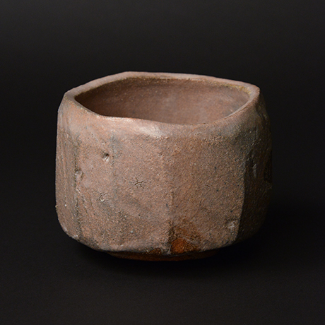 「No.17 唐津面取茶垸  銘「雷の丘」/ Tea bowl, Karatsu 'Ikazuchi no Oka'」の写真 その4