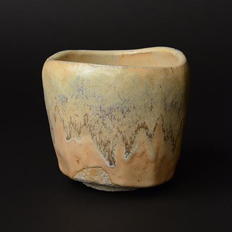 「No.19 淡容黄檗茶埦 銘「飛鳥」/ Tea bowl, Obaku 'Asuka'」の写真 その4