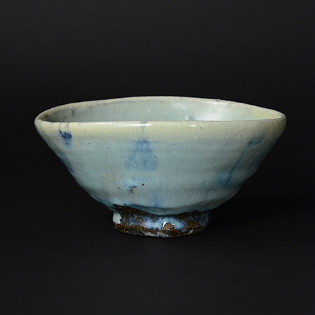 「No.2 青霄茶垸 銘「神奈備」/ Tea bowl, Seisho 'Kamnabi'」の写真 その1