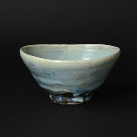「No.2 青霄茶垸 銘「神奈備」/ Tea bowl, Seisho 'Kamnabi'」の写真 その2
