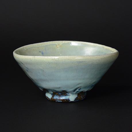 「No.2 青霄茶垸 銘「神奈備」/ Tea bowl, Seisho 'Kamnabi'」の写真 その3
