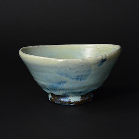 「No.2 青霄茶垸 銘「神奈備」/ Tea bowl, Seisho 'Kamnabi'」の写真 その4