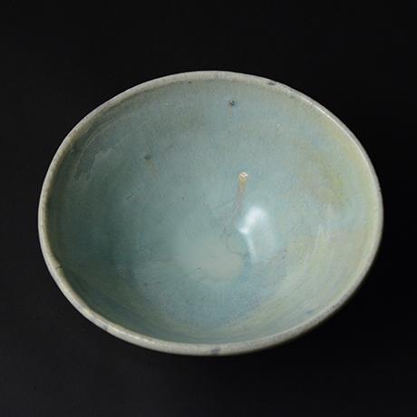 「No.2 青霄茶垸 銘「神奈備」/ Tea bowl, Seisho 'Kamnabi'」の写真 その5