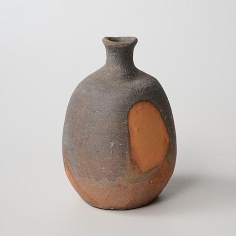 「No.25(図28) 備前徳利   Sake flask, Bizen」の写真 その2