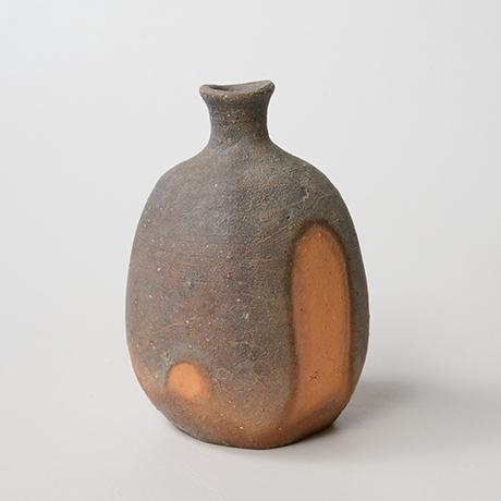 「No.25(図28) 備前徳利   Sake flask, Bizen」の写真 その3