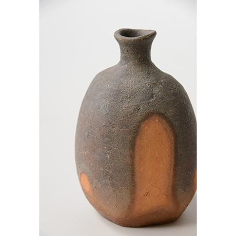 「No.25(図28) 備前徳利   Sake flask, Bizen」の写真 その5
