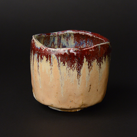 「No.3 朱雲茶垸 銘「大八洲」/ Tea bowl, Shuun 'Ohyashima」の写真 その2