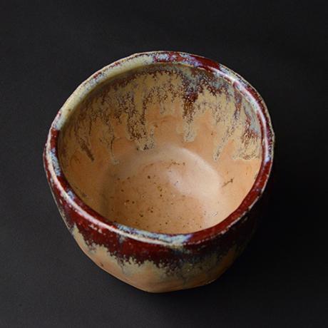「No.3 朱雲茶垸 銘「大八洲」/ Tea bowl, Shuun 'Ohyashima」の写真 その5