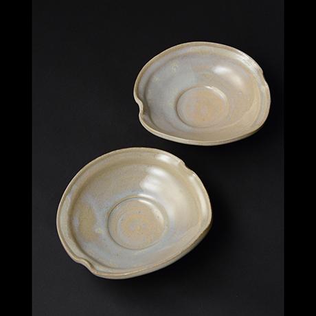 「No.40 山瀬向付 五客/ A set of 5 bowls, Yamase」の写真 その2