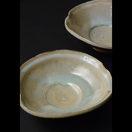 「No.40 山瀬向付 五客/ A set of 5 bowls, Yamase」の写真 その3