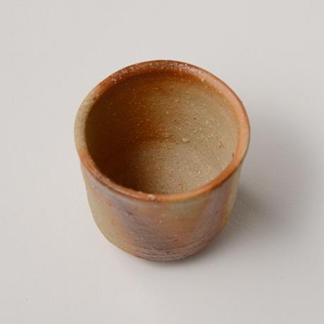 「No.38(図41) 備前緋襷盃 Sake Cup, Bizen, Hidasuki」の写真 その3