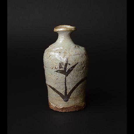 「No.43 絵唐津徳利 / Tokkuri, e-Karatsu」の写真 その1