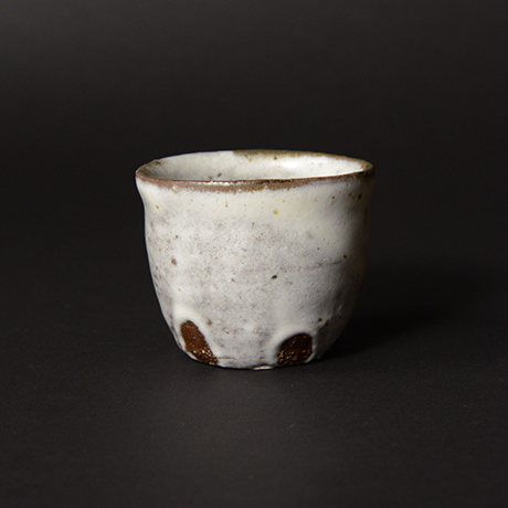「No.44(図46) 鉄絵ぐい呑 Sake Cup, Iron-painting」の写真 その1