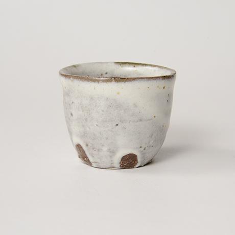 「No.44(図46) 鉄絵ぐい呑 Sake Cup, Iron-painting」の写真 その2