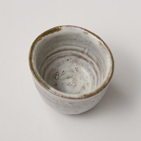 「No.44(図46) 鉄絵ぐい呑 Sake Cup, Iron-painting」の写真 その3