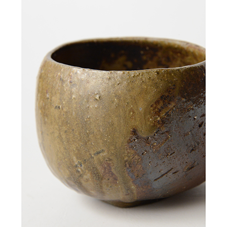 「No.13(図5) 備前茶盌 Tea Bowl, Bizen」の写真 その8