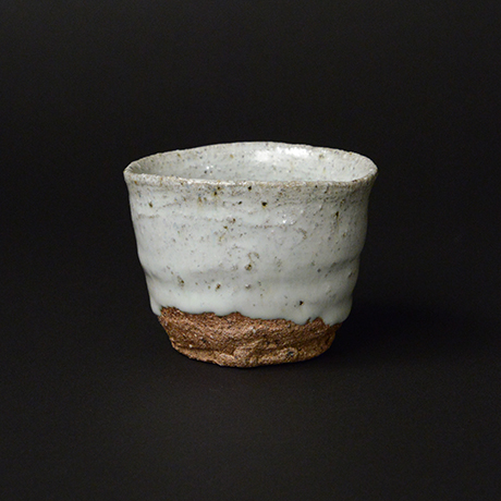 「No.8 斑唐津盃 / Guinomi, Madara-karatsu」の写真 その1