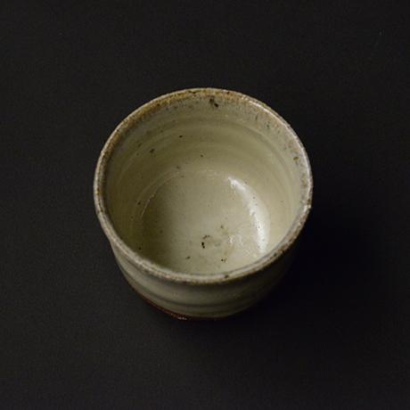 「No.G-10 斑唐津ぐい呑 / Guinomi, Madara-karatsu」の写真 その2