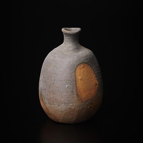 「No.25(図28) 備前徳利   Sake flask, Bizen」の写真 その1