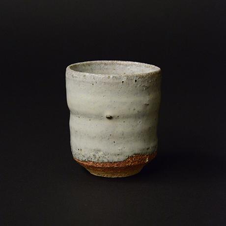 「No.S-111 斑唐津湯呑 / Tea cup, Madara-karatsu」の写真 その1
