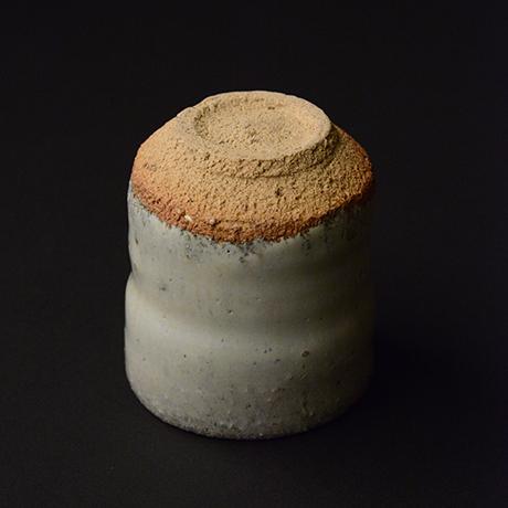 「No.S-111 斑唐津湯呑 / Tea cup, Madara-karatsu」の写真 その2