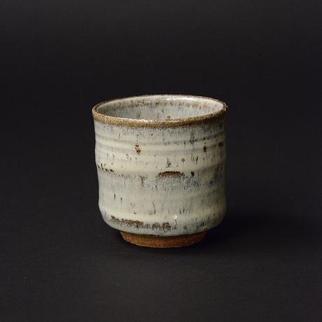 「No.S-126 斑唐津湯呑 / Tea cup, Madara-karatsu」の写真 その1