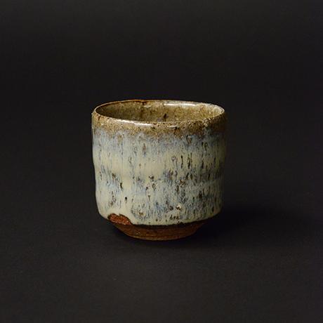 「No.S-130 斑唐津湯呑 / Tea cup, Madara-karatsu」の写真 その1