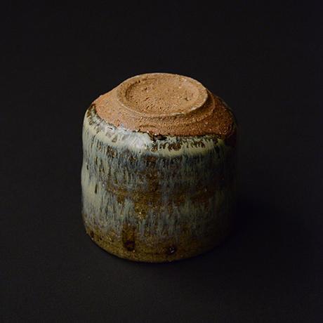 「No.S-130 斑唐津湯呑 / Tea cup, Madara-karatsu」の写真 その2