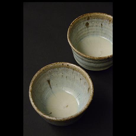 「No.S-31 斑唐津向付 五 / A set of 5 bowls, Madara-karatsu」の写真 その2