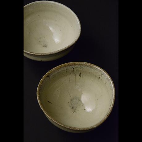 「No.S-40 斑唐津向付 五 / A set of 5 bowls, Madara-karatsu」の写真 その2