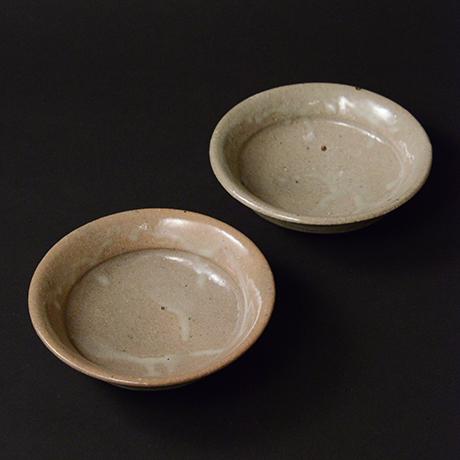 「No.S-53 唐津皿 五 / A set of 5 plates, Karatsu」の写真 その1