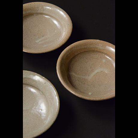 「No.S-53 唐津皿 五 / A set of 5 plates, Karatsu」の写真 その2