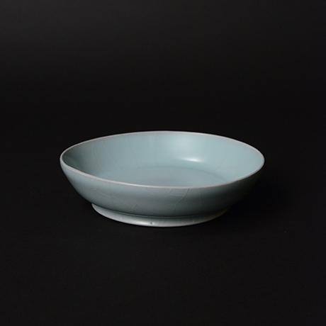 「No.図14 青瓷 洗 / Basin, Celadon」の写真 その2