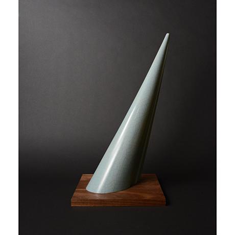 「No.図4 青瓷 光 / Object 'Ray',  Celadon」の写真 その3
