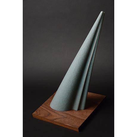 「No.図5 青瓷 光 / Object 'Ray',  Celadon」の写真 その4