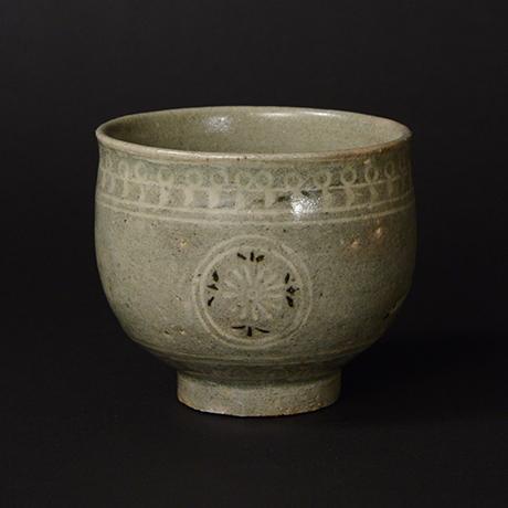 「No.194 鴻鵠茶碗 Tea Bowl, Bird motif」の写真 その2