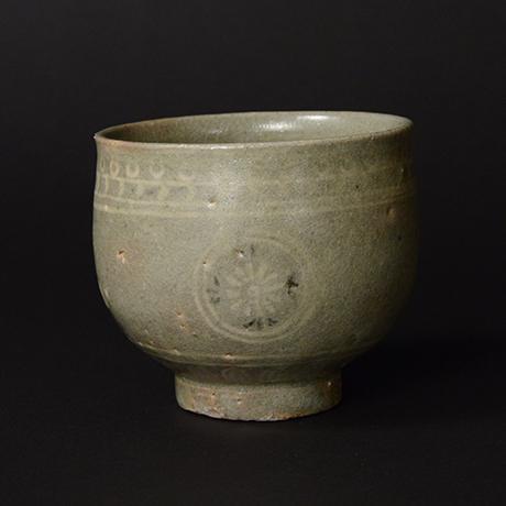「No.194 鴻鵠茶碗 Tea Bowl, Bird motif」の写真 その4