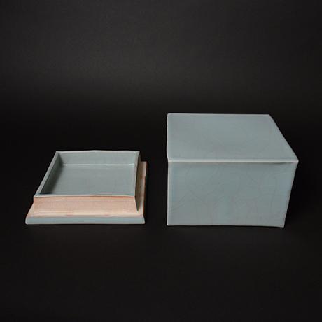 「No.図6 青瓷 箱 / Box, Celadon」の写真 その3
