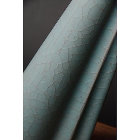 「No.図5 青瓷 光 / Object 'Ray',  Celadon」の写真 その5